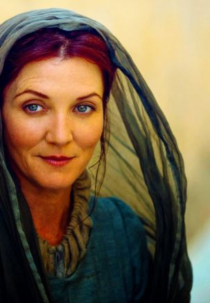 Catelyn Stark, Catelyn Tully, Winterfell, Game of Thrones,