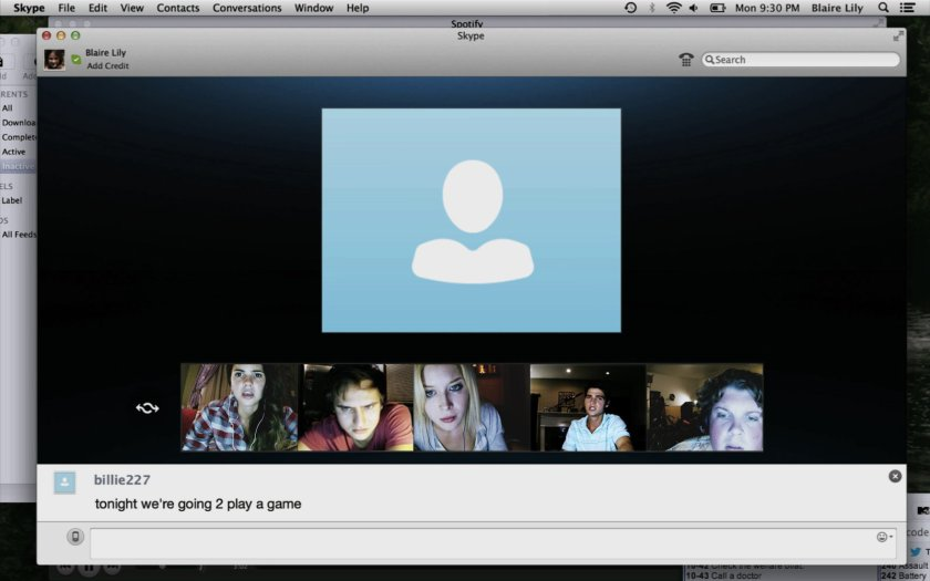 Unfriended - We're going 2 play a game