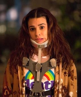 Hester, Chanel #6, Scream Queens, Leah Michele,
