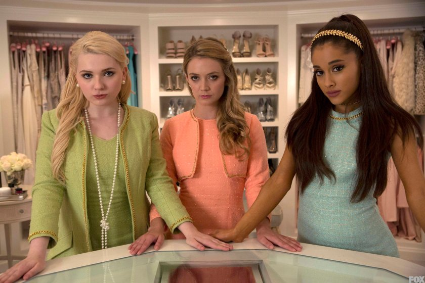 Scream Queens - Les Minions de Chanel Oberlin