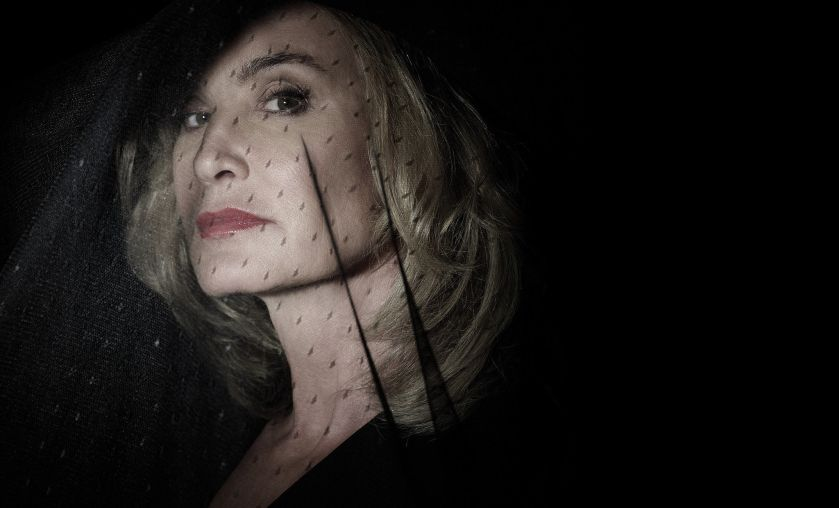 Jessica Lange incarne Fiona dans American Horror Story Coven.