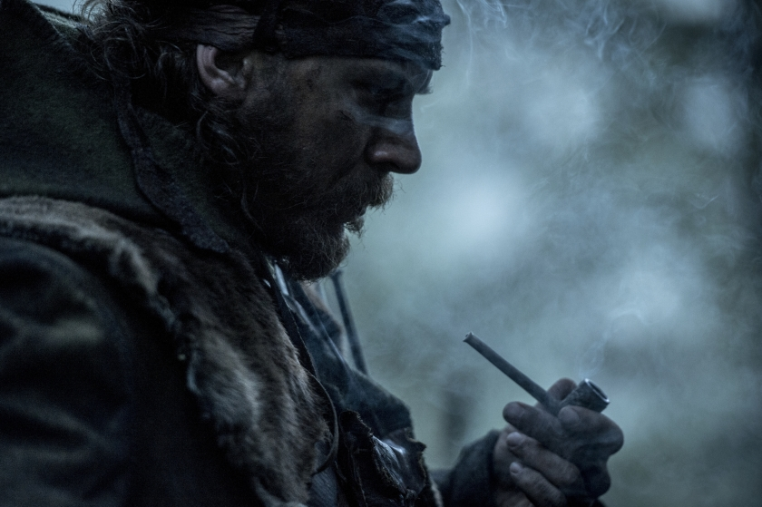 Tom Hardy incarne Fitzgerald, le méchant Texan, dans The Revenant.