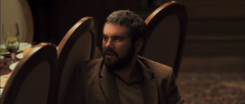 AJ Bowen incarne Crispian dans You're Next d'Adam Wingard