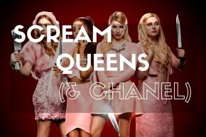 Scream Queens, la série pleine de LOL sortie du cerveau chelou de Ryan Murphy et Brad Faclhuk.