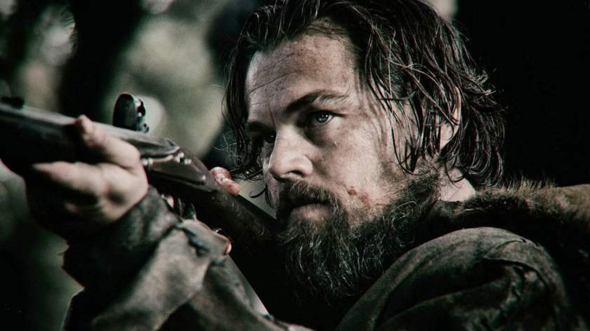 Leonardo Dicaprio incarne le trappeur Hugh Glass dans The Revenant.
