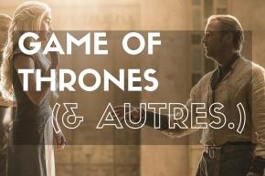 Dossier spécial Game of Thrones #TeamJaime