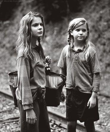 Les Sœurs Samuels dans The Walking Dead
