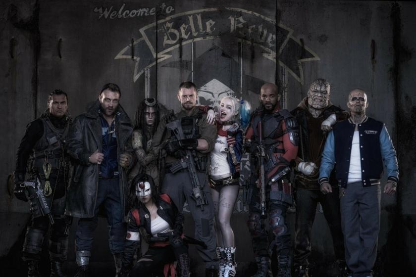 Suicide Squad, le film qui aurait pu être bien mais non, en fait.