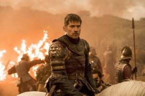 Jaime Lannister réalise qu'un dragon, ça va, trois, bonjour les dégâts.